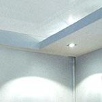 Преимущества и недостатки натяжных потолков