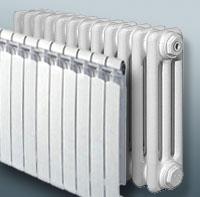 Выбор радиатора парового отопления